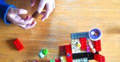 【お片づけのコツ】5歳の娘が一人で片付けられるようになった声掛け方法