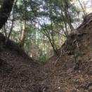 栃木県鹿沼市 諏訪山城跡