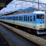 『横浜、長野、関西方面旅行レポート3「中央本線で甲府、松本へ」』の画像
