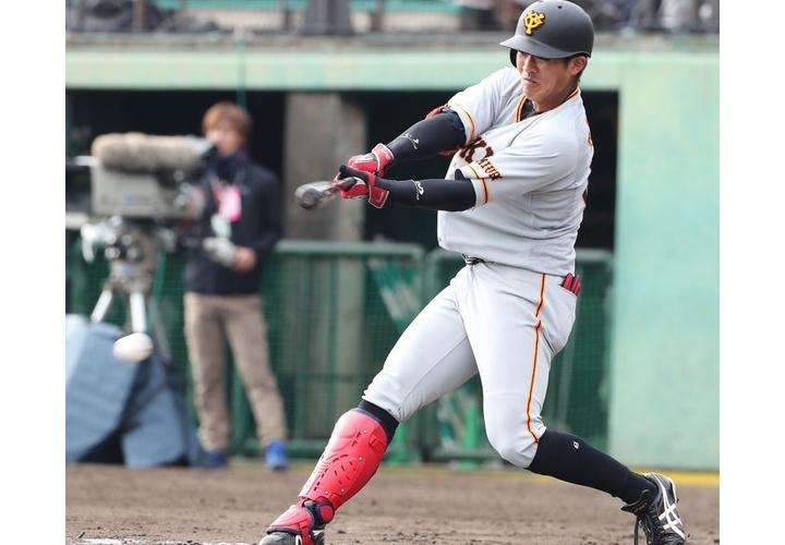 【 巨人ドラ5 】田中俊太 8試合 打率.333 1本塁打