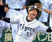 【阪神】岡﨑太一(36) 5試合 打率.000