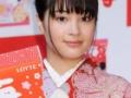 【動画】広瀬すずがクールなミニスカ衣装で「バキュン」と狙い撃ち!