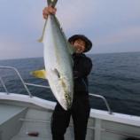『5月28日 釣果 ジギング・キャスティング 前半、後半 ヒラマサキタ!!』の画像