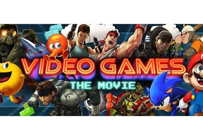 【映画】「ビデオゲーム THE MOVIE」、日本版予告編を公開