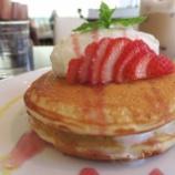 『【代官山】パンケーキカフェ クローバーズ(pancake cafe clover's)のアツアツパンケーキ♪』の画像