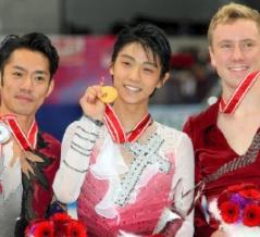 NHK杯2012 開催場所決定時から 勝利者は決まっていた?