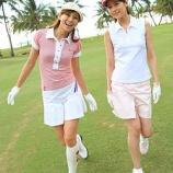 『爽やかでお洒落な夏のゴルフファッション♪コーディネイトまとめ 【ゴルフまとめ・ゴルフウェア おしゃれ 】』の画像