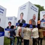 【動画】インド、日本の安倍晋三首相がやって来る!盛大な歓迎イベントで迎えるぜ! [海外]