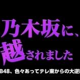 """『【文春砲】『乃木坂に、越されました』""""ガチンコ企画お蔵入り""""、リークされていたことが判明・・・』の画像"""