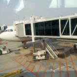『金浦(GMP)-東京(HND) OZ1025 エコノミークラス搭乗紀』の画像