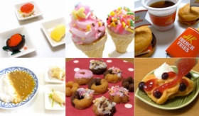 【日本のお菓子】  日本の 知育お菓子が凄い! ファーストフードに 寿司に団子に天ぷら。 これを全部作れるのか!   海外の反応
