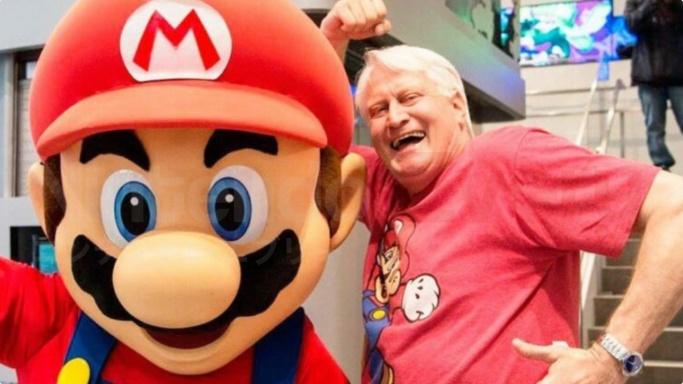 スーパーマリオの声優、「死ぬまで続けたい」     N64時代から活躍