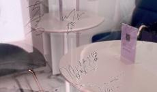 【元乃木坂】4期生も来店してるのか!! 中田花奈のお店に現役メンバー、卒業メンバーが続々と来店!!!