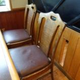 『【お客様からお問い合わせをいただきました】20年以上前の東亜林業の椅子のメンテナンス』の画像