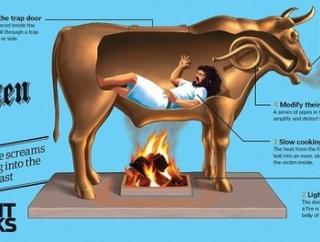 ボッチのワイ、文化祭でファラリスの雄牛という楽器を任せられる