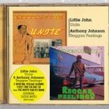 『Little John / Anthony Johnson「Unite / Reggae Feelings」』の画像