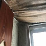 『空き家巡回と雨漏り』の画像
