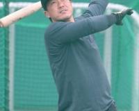 """【阪神】陽川 早くも21年""""1号""""!今季ノルマは20発"""