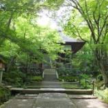 『新緑の嵐山・嵯峨野へ②~常寂光寺』の画像