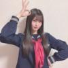 【朗報】チーム8 行天優莉奈さん (21歳)  中学生の時に着ていた 本物のセーラー服を着てSR配信してしまうwwww