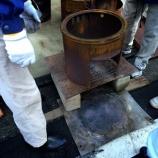『戸田市鍛冶谷町会で餅つきやりました!』の画像