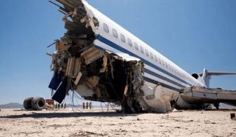 【悲報】飛行機がクラッシュした時の生存率