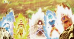 【ドラゴンボール超】第121話 感想 劇場版のボスっぽい!
