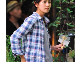 元テレ朝の前田有紀アナが花屋に転職して7月に結婚のお知らせ
