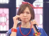 【乃木坂46】白石麻衣の泣き顔が可愛い!!!(画像あり)