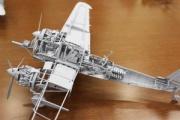 【京都】旧陸軍戦闘機「屠龍」プラモ、年末発売へ 搭乗員の故梅田春雄さんの思い継ぐ