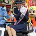 2019年 第46回藤沢市民まつり その20(藤沢警察署一日署長・松林早紀)