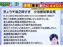 【大阪終了】コロナウイルスに大阪株爆誕!!!! 感染力がエゲツないと発表される!!!
