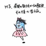 『👩M子、産後の抜け毛からの解放、その後の苦悩👩』の画像