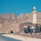 33エジプト自転車旅行・シナイ山巡礼