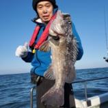 『12月30日 釣果 スーパーライトジギング 厳しいっ!!』の画像