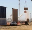 アメリカとメキシコの国境に建設予定の塀のプロトタイプが公開 予想以上に高いと話題に