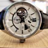 『当店おすすめ腕時計!オリエントスター『モダンスケルトン』』の画像