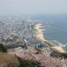 『夜桜と展望を観に、須磨浦公園に。再び・・』の画像