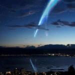 【動画】中国、雲南省の夜空に巨大光球が流れる!日付は10月4日20時過ぎ、えっ…!? [海外]