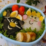 『ネコちゃん弁当』の画像