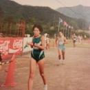 私の好きな2つのマラソン写真です♥