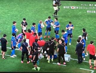 【速報】日本vsニュージーランド…まさかの延長戦へwwwwwwwww