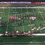 『【DCI】スライドショーとショー抜粋映像! 2001年キャロライナ・クラウン『クラウンイヤー #12』動画です!』の画像
