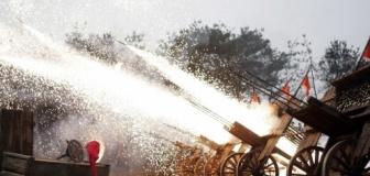 韓国に中国が大激怒→ミサイルで明の10万の大軍を殲滅する映画※15世紀