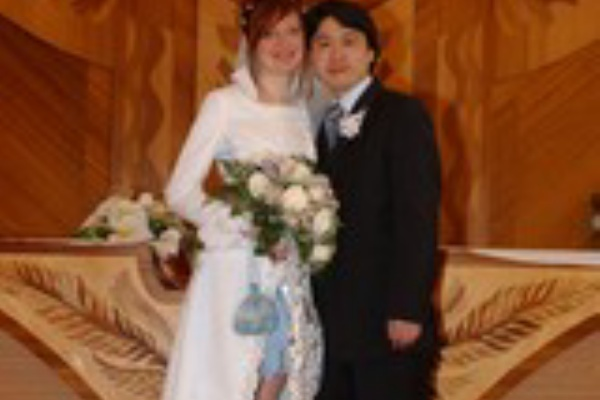 結婚 ミーシャ