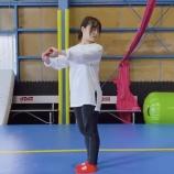 『【元乃木坂46】お遊びでこれか・・・伊藤寧々、すげ〜・・・【動画あり】』の画像