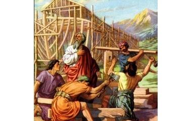 『ノアの箱船、現代人との関わり、終末に向けての救いとは?』の画像