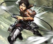 実機ゲーム版「進撃の巨人」のジャンルが決定!その名は「タクティカルハンティングアクション」