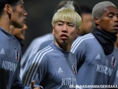 【 画像 】日本代表・浅野拓磨の髪型・・・w