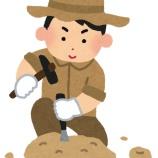 『ワイ、庭掃除してたら謎のザクを見つける』の画像